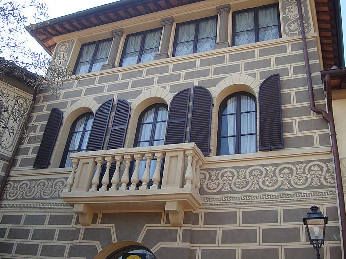 Decorazioni pareti firenze decorazioni pareti esterne - Decorazioni per esterni ...